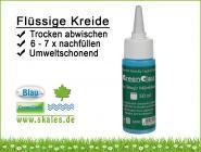 hellblau - GreenClass Flüssigkreide Nachfüllflasche