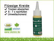 gelb - GreenClass Flüssigkreide Nachfüllflasche