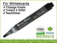 schwarz - GreenClass-Kreidemarker