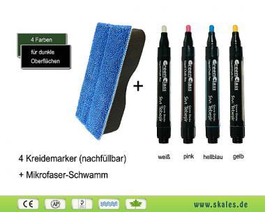 GreenClass Kreidemarker-Set