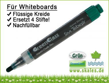 grün - GreenClass-Kreidemarker